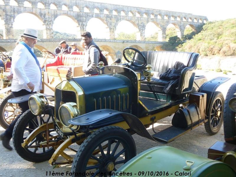 [30] 11ème Farandole des Ancêtres 09/10/2016 Le Pont du Gard P1040515