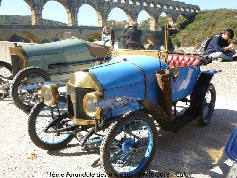 [30] 11ème Farandole des Ancêtres 09/10/2016 Le Pont du Gard P1040522