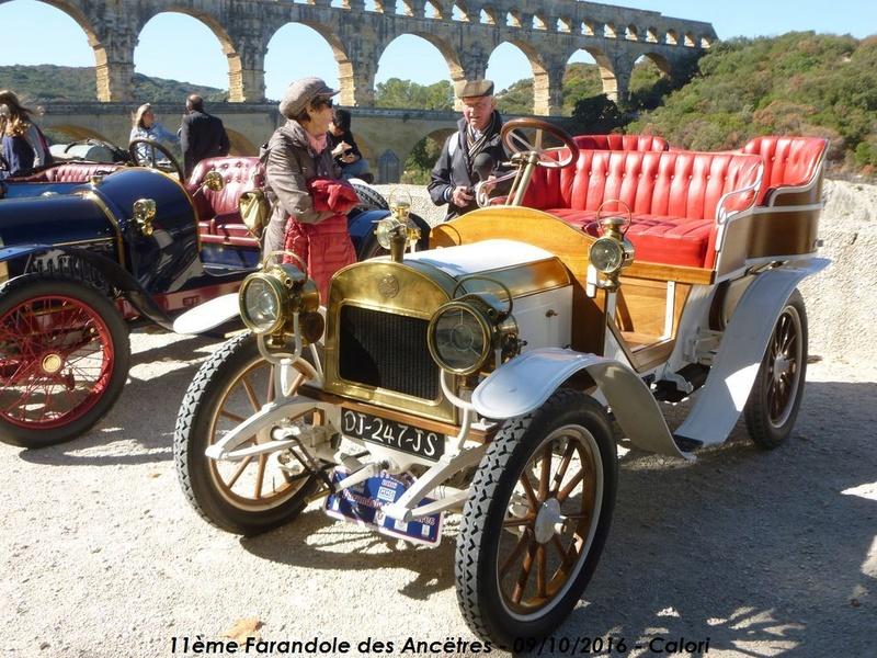[30] 11ème Farandole des Ancêtres 09/10/2016 Le Pont du Gard P1040523