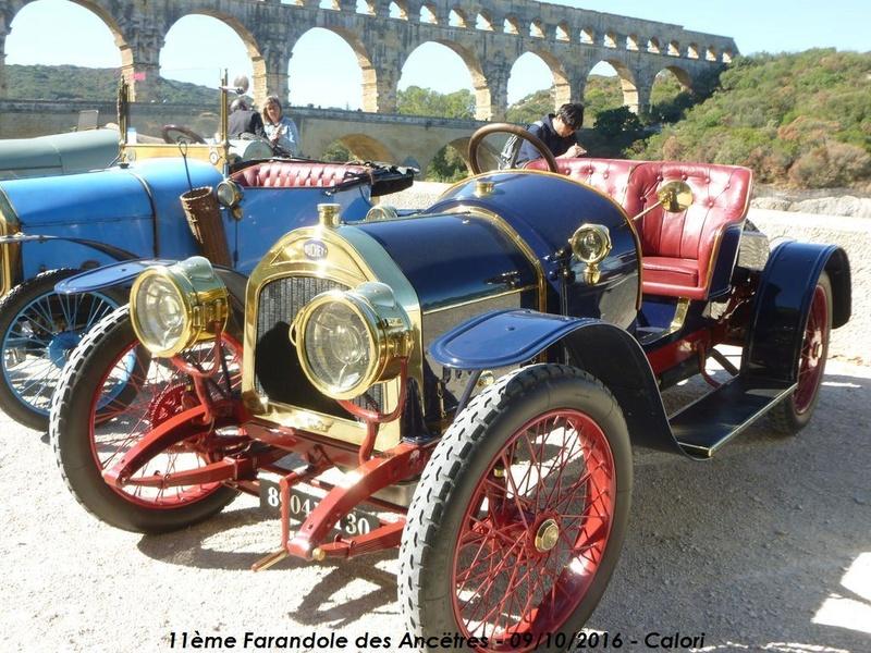 [30] 11ème Farandole des Ancêtres 09/10/2016 Le Pont du Gard P1040524