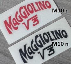 NEW ADHESIF / STICKERS / AUTOCOLLANT FLANDRIA MALAGUTI ROCVALE ETC.. Maggio10