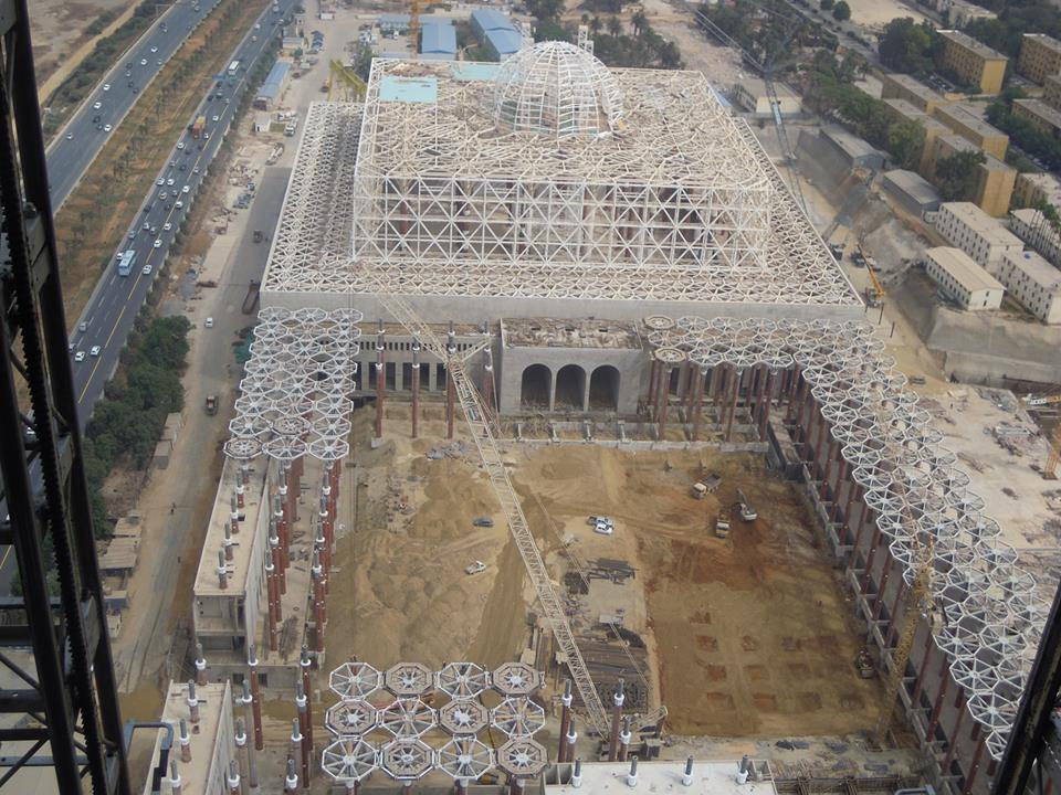 مشروع جامع الجزائر الأعظم: إعطاء إشارة إنطلاق أشغال الإنجاز - صفحة 16 14088610