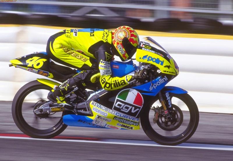 A evolução de Rossi (125-250-500cc/MotoGp) 1996-g10