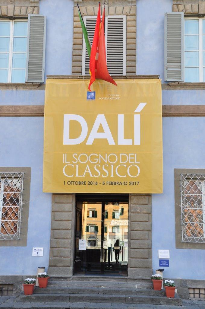 Resoconti mostra Dalí. Il sogno del classico, Pisa Dsc_0210