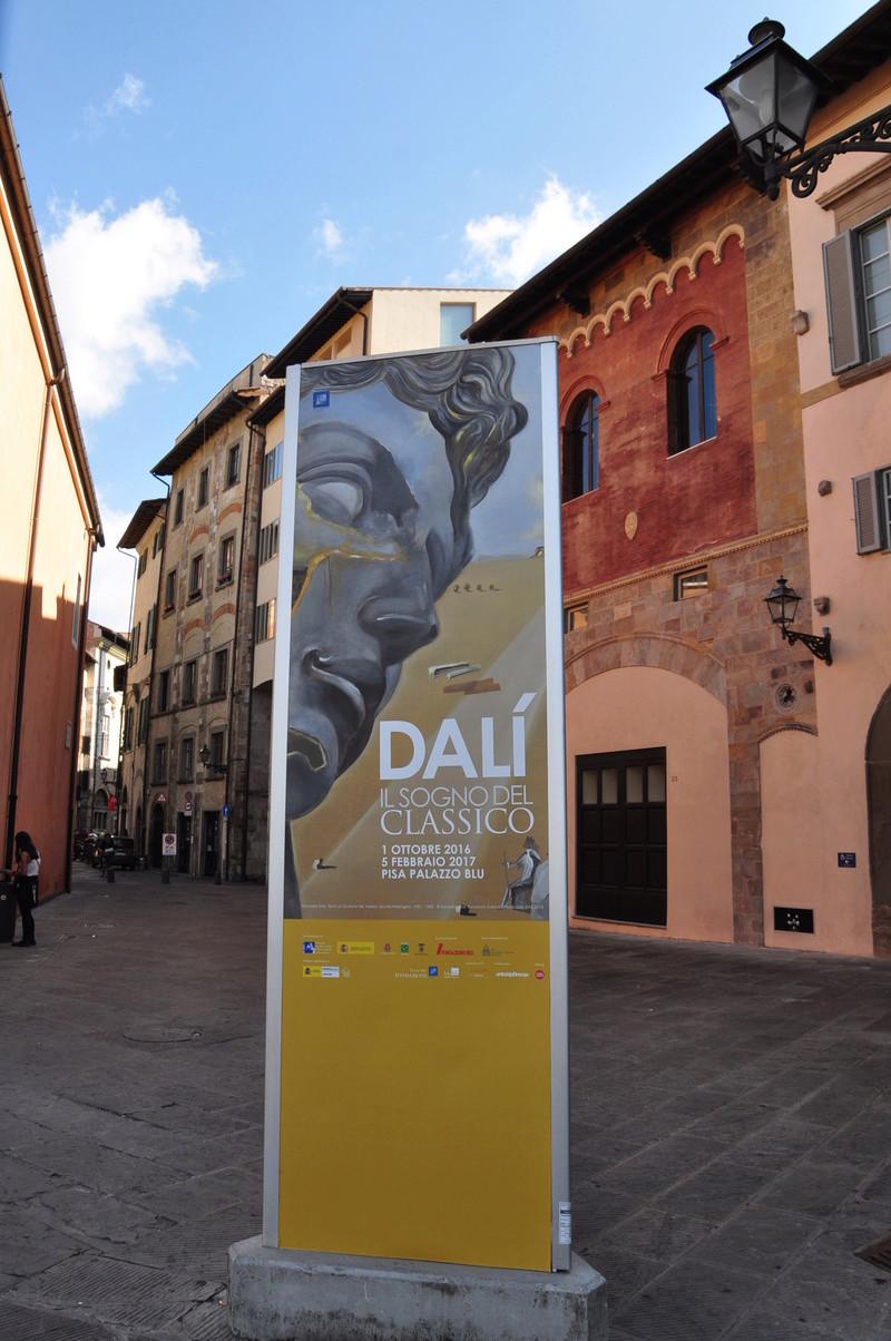 Resoconti mostra Dalí. Il sogno del classico, Pisa Dsc_0211