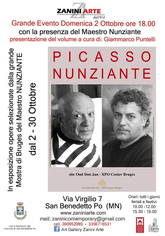 Mostra Personale Galleria Zanini 2-30 Ottobre 2016 San Benedetto Po Locand10