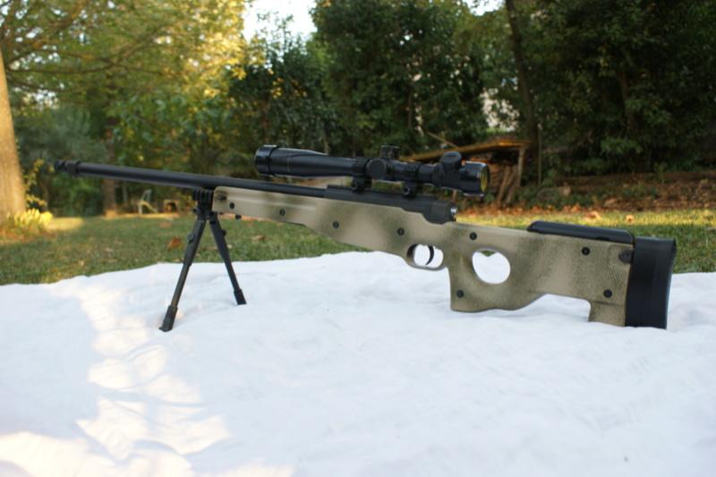 Mauser Sr (l96) + du matos..  Dsc00610
