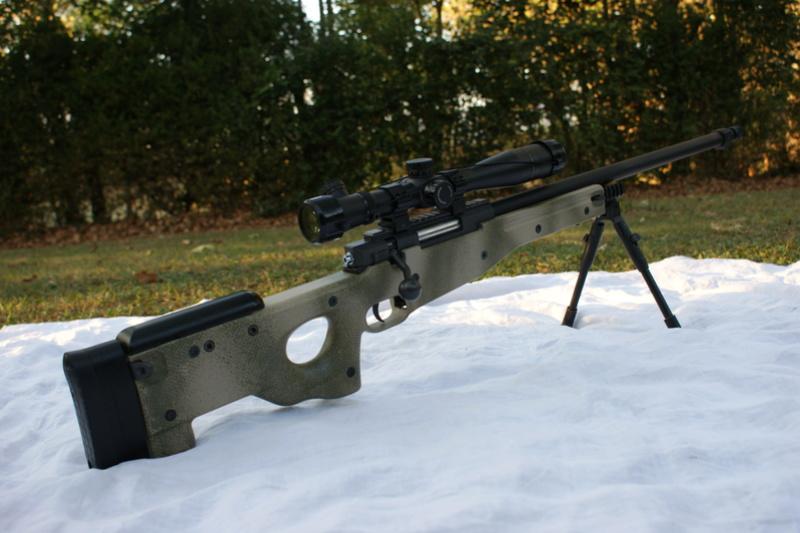 Mauser Sr (l96) + du matos..  Dsc00611