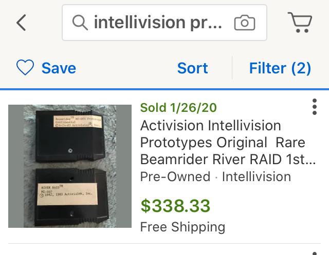 Intellivision loaner/tester carts 3e74dc10
