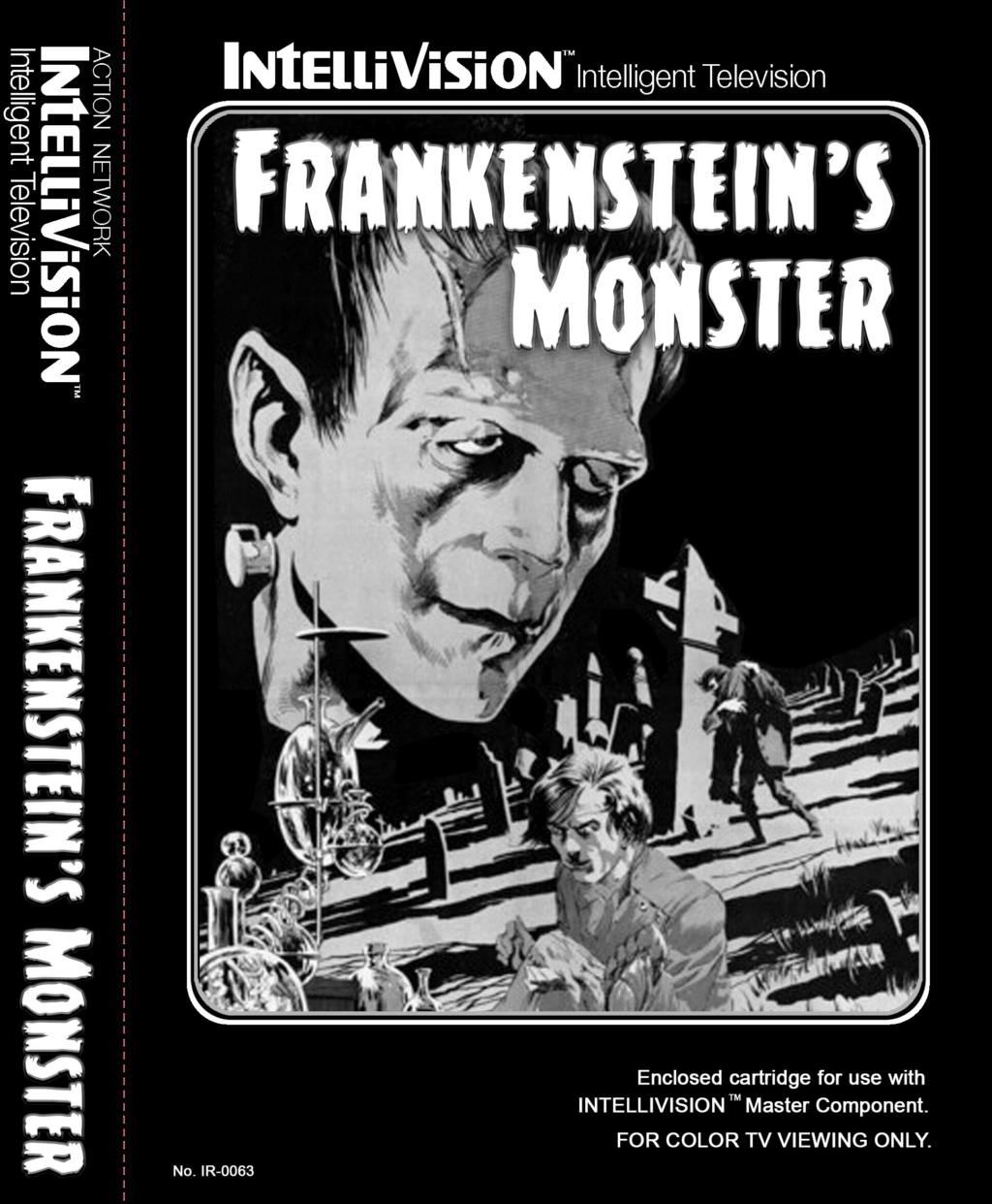 Intellivision Frankenstein's Monster Franen10