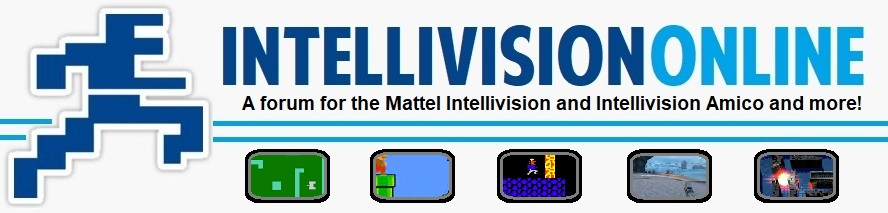 Intellivision Beamrider gameplay  Stsmal15