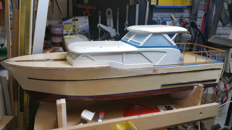 Chris*Craft Constellation - Seite 6 Chrisc70