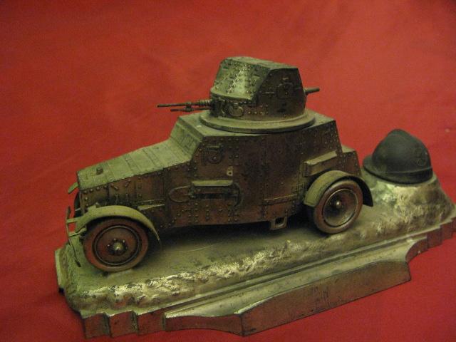 Les jouets militaires en tôle, plastique ou bois. - Page 3 Poudre10