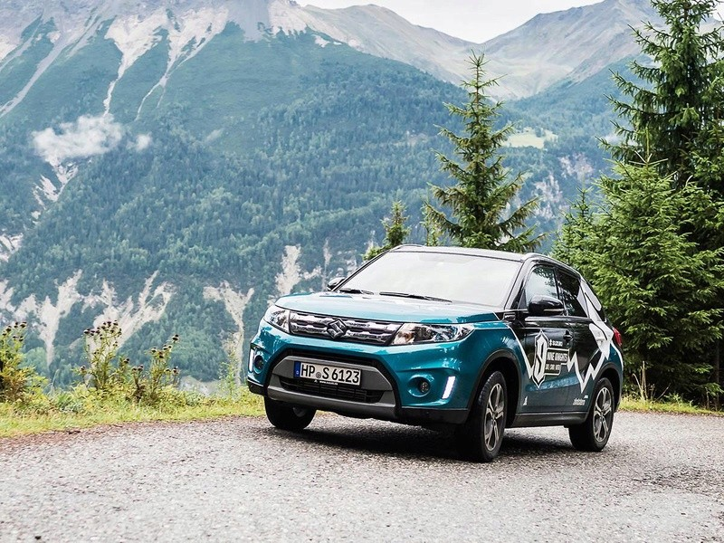 SUZUKI NINE KNIGHTS VITARA 2016 14435010