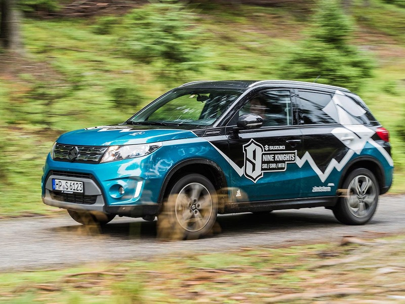 SUZUKI NINE KNIGHTS VITARA 2016 14500510