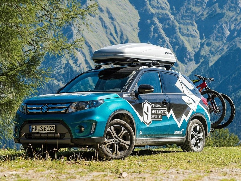 SUZUKI NINE KNIGHTS VITARA 2016 14500511