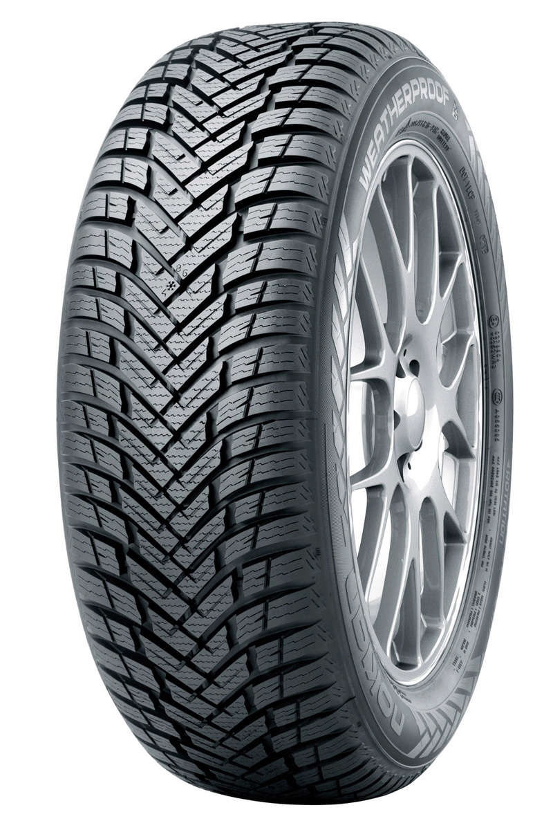ALL SEASON / 4 SEASON TYRES IN OE SIZES Nokian10