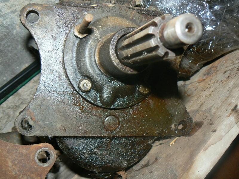 Dépose boite de vitesse P1080211
