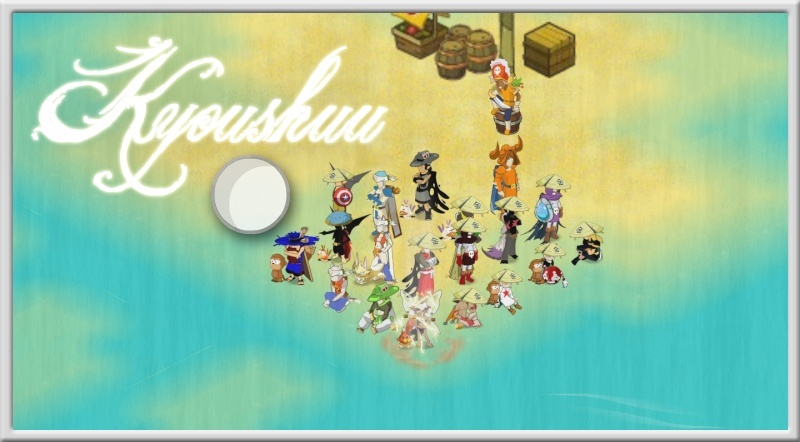Forum de la guilde Kyoushuu