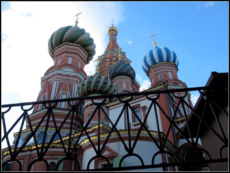 Carnet de voyage, Moscou, St Petersbourg...La Russie après l'URSS... Russi101