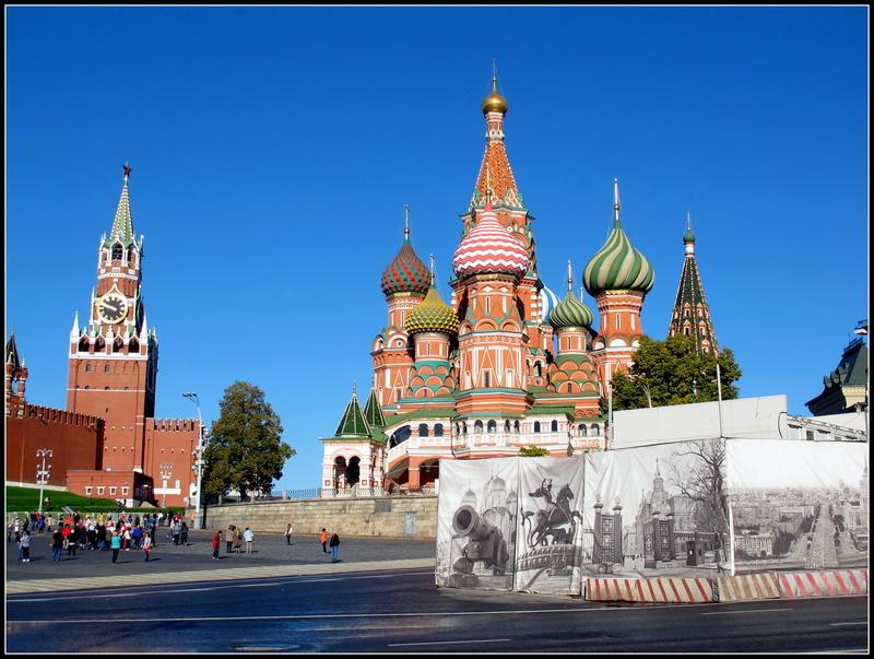 Carnet de voyage, Moscou, St Petersbourg...La Russie après l'URSS... Russie56