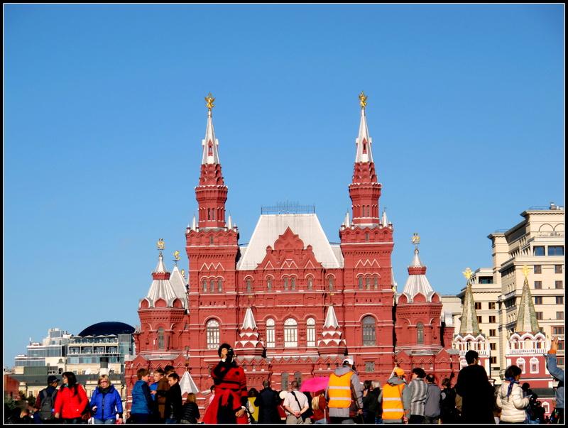 Carnet de voyage, Moscou, St Petersbourg...La Russie après l'URSS... Russie72