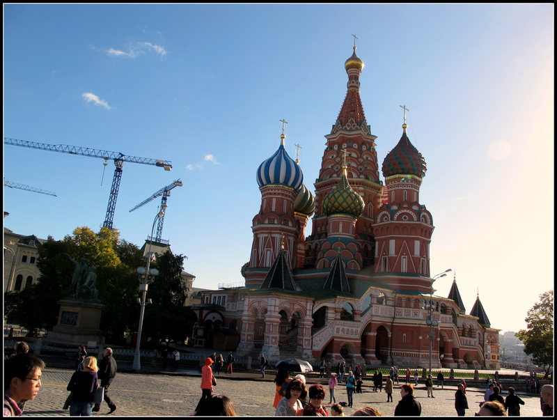 Carnet de voyage, Moscou, St Petersbourg...La Russie après l'URSS... Russie80
