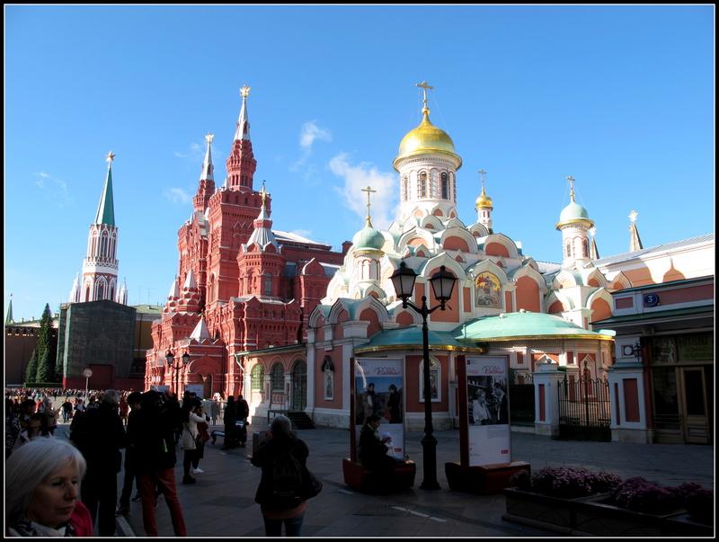 Carnet de voyage, Moscou, St Petersbourg...La Russie après l'URSS... Russie91