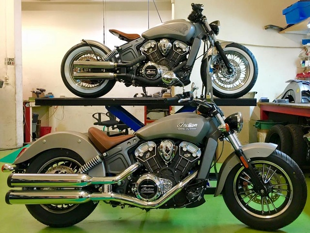 Biker Syndicate - Lausanne 12109110