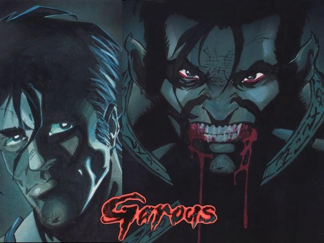 [BD] Garous & Les Démons d'Armoises Garous16