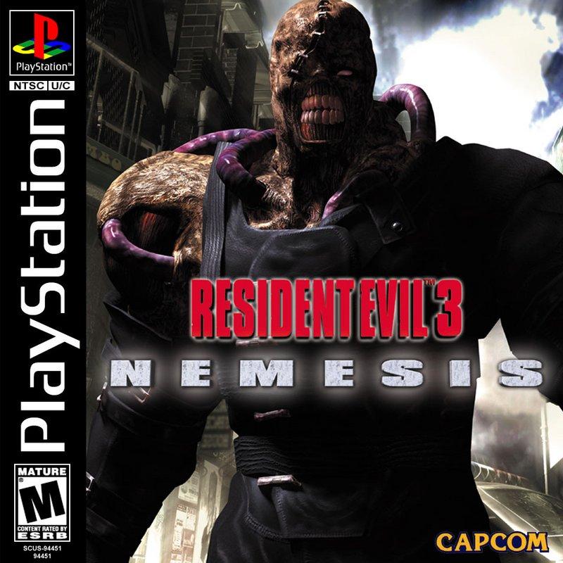 [1998] 6 - Resident Evil 3 : Nemesis (1999) Reside14