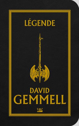 CYCLE DRENAÏ (Tome 01) LÉGENDE de David Gemmell 1610-l10