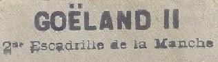 * GOÉLAND II (1914/1919 et 1928/1945) * 015_0010