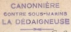 * DÉDAIGNEUSE (1916/1942) * 03191910