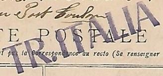 * ITALIA (1914/1917) * 150810