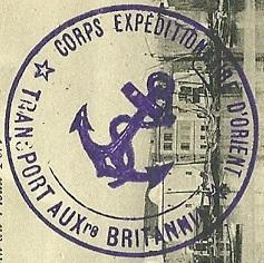 * BRITANNIA (1915/1918) * 160310