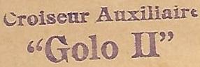 * GOLO II (1914/1917) * 161110