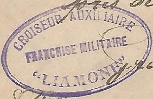 * LIAMONE (1914/1918) * 180410