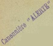* ALERTE (1916/1935) * 180710
