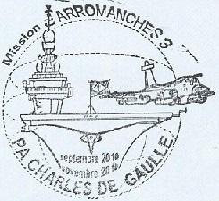 * CHARLES DE GAULLE (2001/....) * 20161015