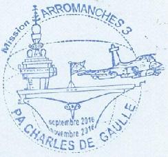 * CHARLES DE GAULLE (2001/....) * 20161016