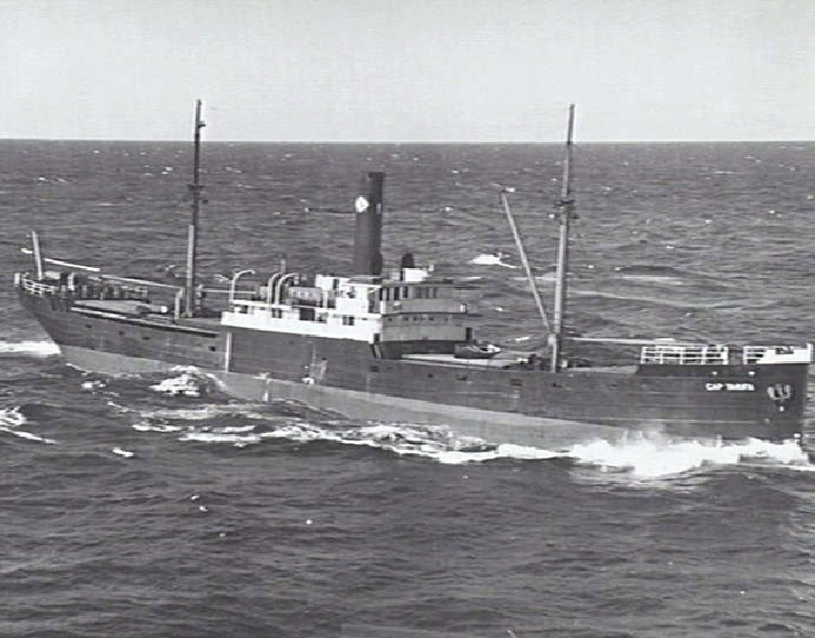 * CAP TARIFA (1940/1945) * 30307310