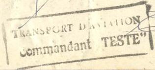 * COMMANDANT TESTE (1934/1942) * 361110