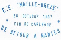 * MAILLÉ-BRÉZÉ (1957/1988) * 971010