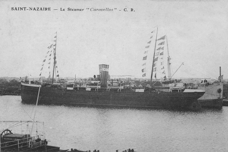* CARAVELLAS (1914/1918) * Carave10