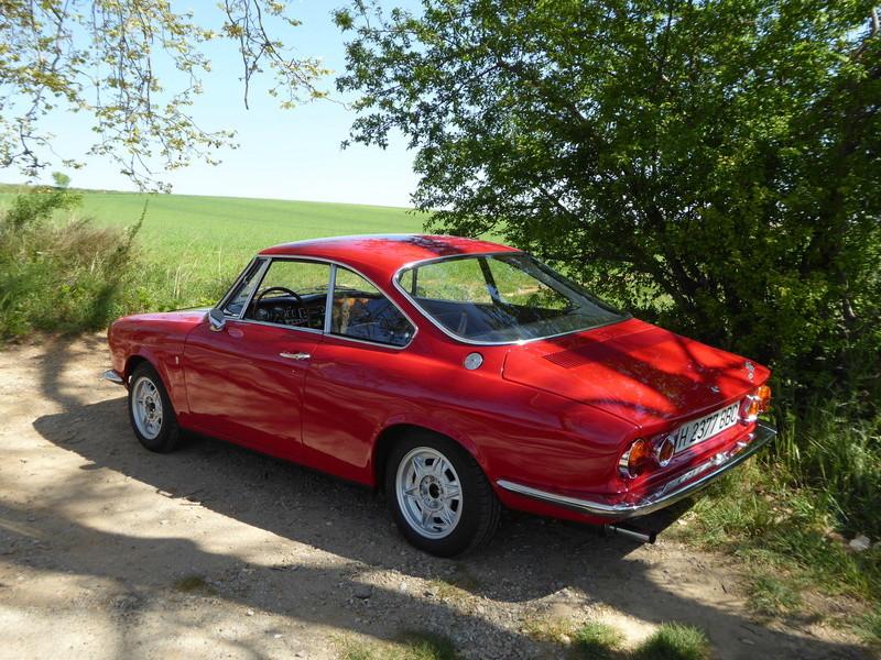 Simca 1200 S à vendre en Espagne 1310