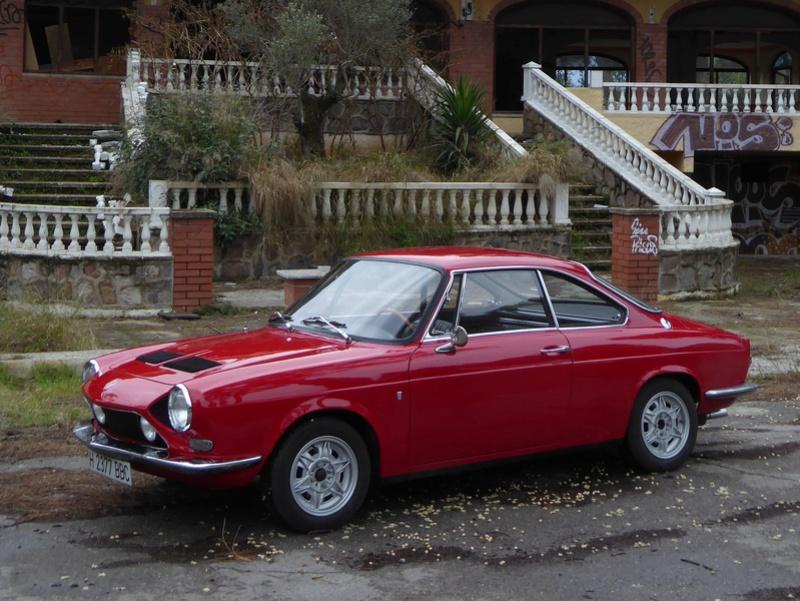 Simca 1200 S à vendre en Espagne 14_zoo12