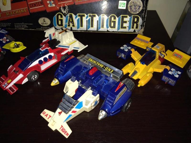 SUPERCAR GATTIGER TAKATOKU CEPPIRATTI SUPER CARS COMBINATION GO CEPPI RATTI 14441013