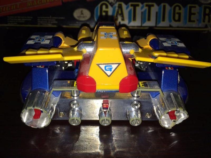 SUPERCAR GATTIGER TAKATOKU CEPPIRATTI SUPER CARS COMBINATION GO CEPPI RATTI 14446010
