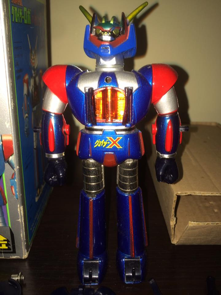 GLOISER X Gloizer x Groizer Popy Takara bullmark Dx METAL JAPAN '70 BOX 14462710